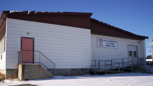 Val Gagne Community Centre